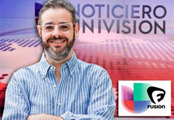 El totazo de Univision por cuenta del colombiano Isaac Lee