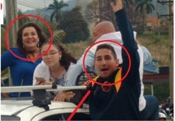 El coordinador de campaña que Margarita Restrepo, del CD, quiere negar