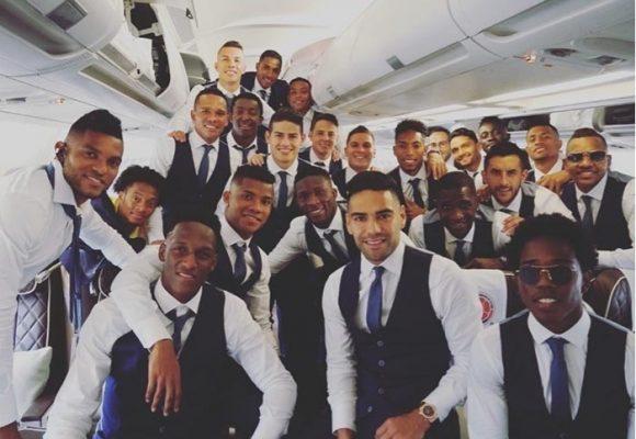 El viaje definitivo de la Selección Colombia al Mundial de Rusia