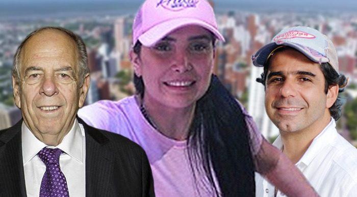 Aida Merlano contó con el apoyo ciego de Julio Gerlein y la familia Char.
