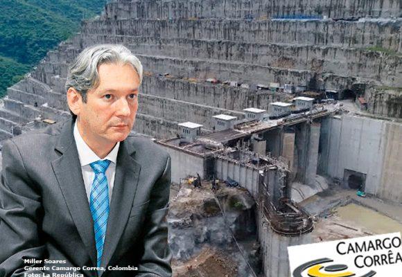 El pasado oscuro de la brasilera Camargo Correa que pesa en Colombia