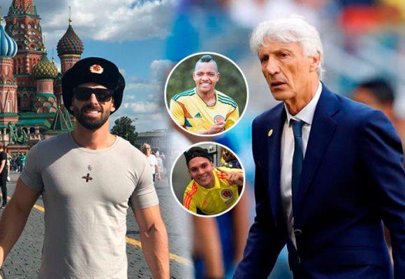 Norman Capuozzo, el venezolano que le mete mano a la Selección de Pékerman