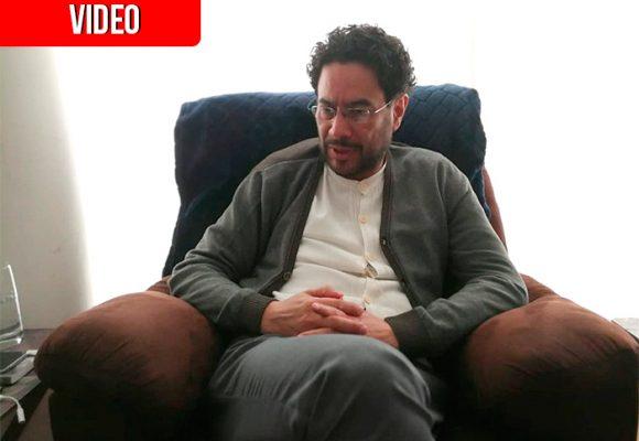La lucha de Iván Cepeda por su vida