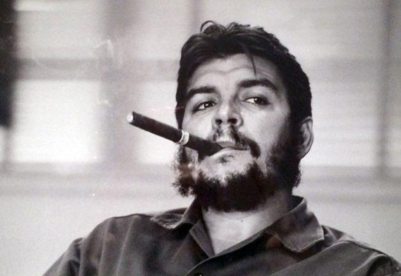 Ernesto Guevara, más conocido como el Che