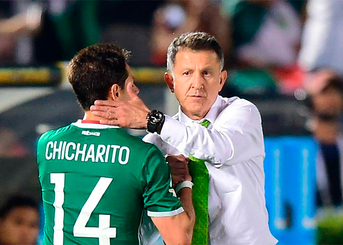 Osorio: el odiado colombiano al que le exigen la copa mundo en México