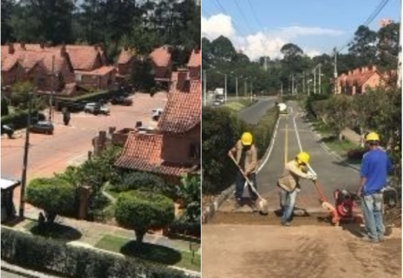 Villas de San Nicolás: al parecer los ricos valen menos