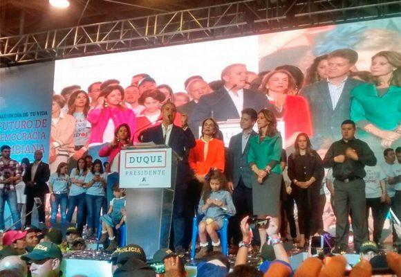Gracias, Santos, por las elecciones más pacíficas
