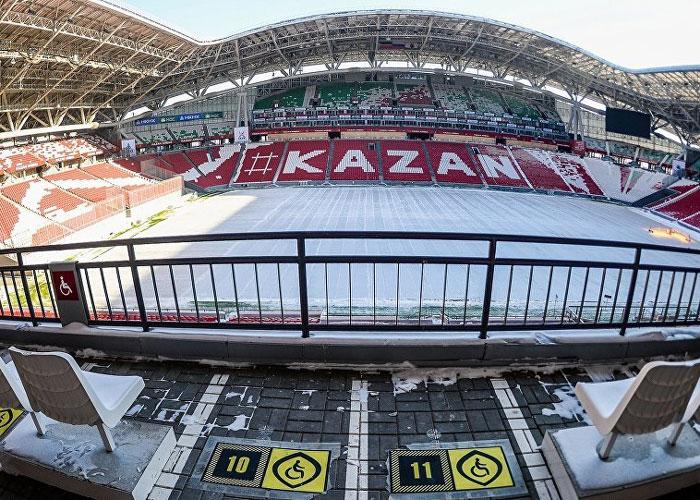 Kazán, la ciudad que acogerá a la Selección Colombia