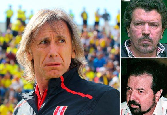 Cuando Ricardo Gareca, el técnico de Perú, era el preferido de los Rodríguez Orejuela