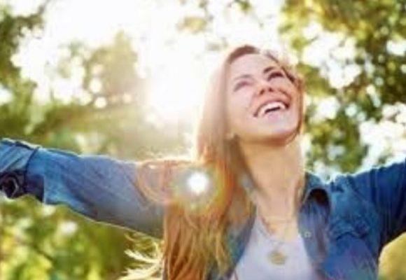 Ser positivo en un mundo convulsionado