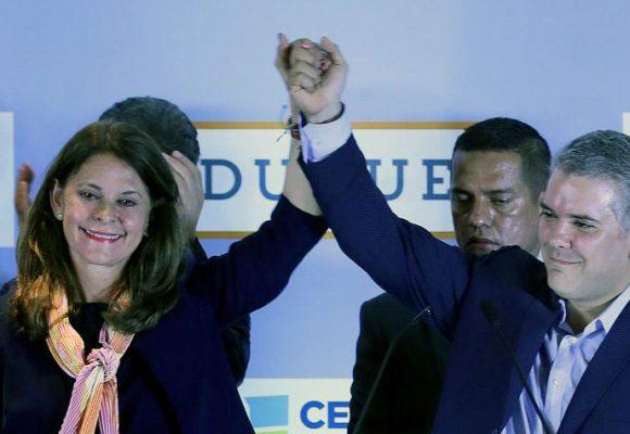 Votaré por la democracia y la esperanza; votaré por Duque y Martha Lucía