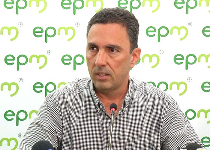 Que renuncie Jorge Londoño, gerente de EPM