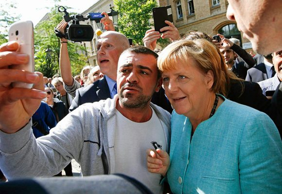¿Se va Angela Merkel?
