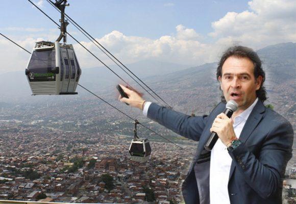 Metrocable de Medellín, el proyecto en el que nadie creía y ahora es ejemplo mundial