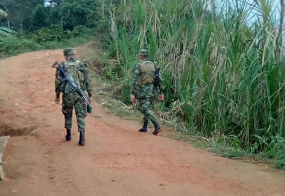 400 familias de mineros de subsistencia en peligro inminente de desplazamiento en Risaralda