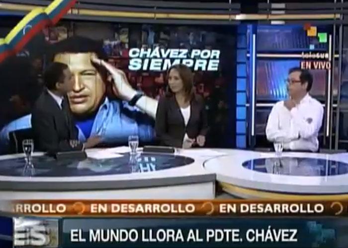Video: Cuando Petro daba cátedra sobre Chávez a los venezolanos