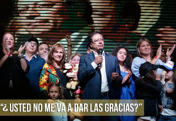 El reclamo de Ángela María Robledo a Petro