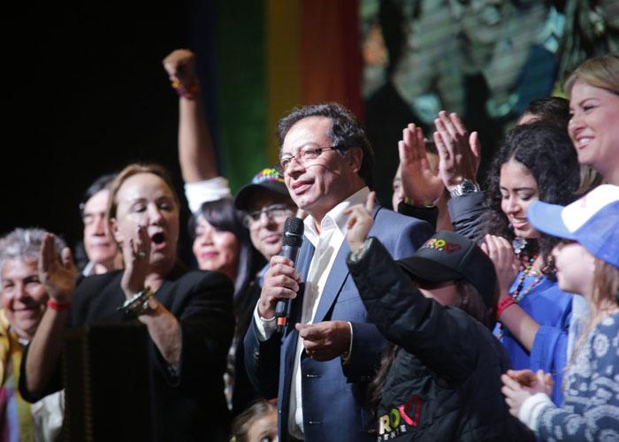 Petro, un candidato que empezó a cambiar la historia del país