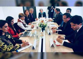Alicia Arango, ¿la voz de Uribe en la reunión de la JEP?