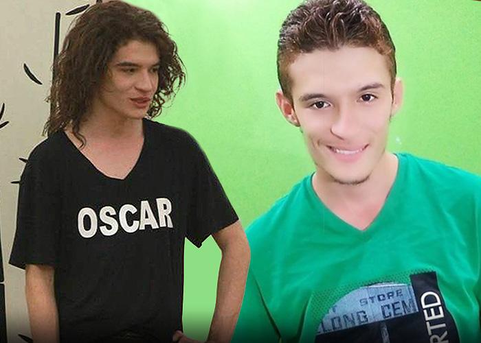 Óscar, el muchacho gay de protagonistas de novela, es ya un varón