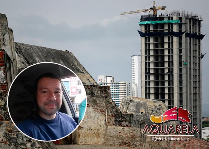 La ambición del promotor de la torre Acuarella que lo mandó a la cárcel
