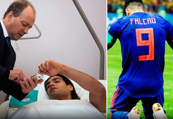 El médico portugués que le revivió la carrera al Tigre Falcao