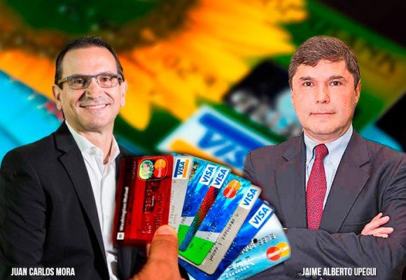 Bancolombia vs Scotiabank, pelea de dos gigantes por el negocio de las tarjetas de crédito