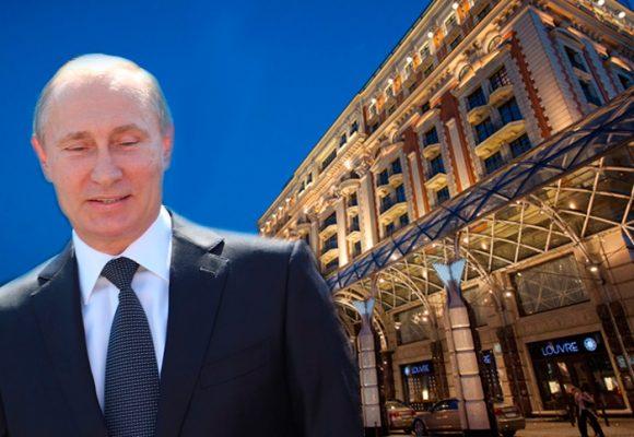 Putin metió mano para que los precios de los hoteles en Rusia no se dispararan