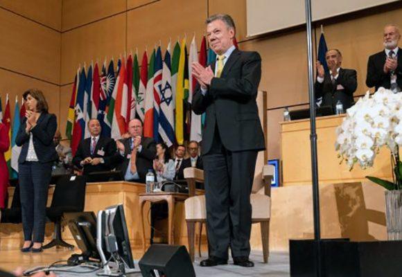 A manera de réplica a Santos en la OIT: hay paz sin justicia social
