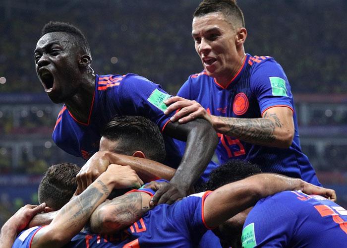 Con los partidos de la Selección Colombia ganamos todos