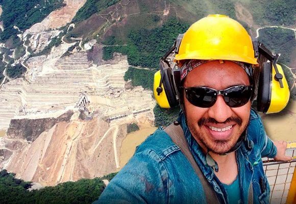Un héroe en Hidroituango: el soldador Wilfredo Villarraga