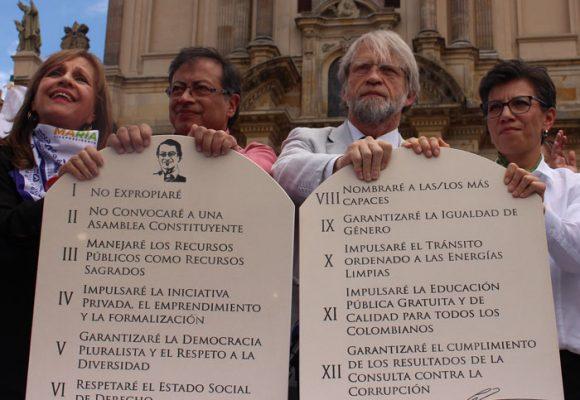 Los compromisos que le faltaron a la Colombia Humana