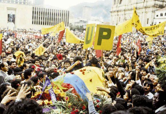 La izquierda en Colombia: una voz silenciada