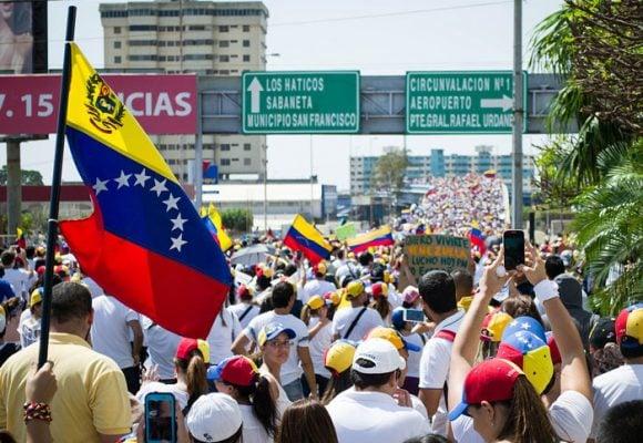 El pobre pueblo venezolano…