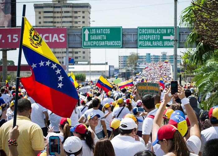 """""""Quiero volver a Venezuela cuando Maduro salga del poder"""""""
