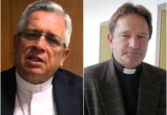 Dos sacerdotes detrás de la entrega de alias 'Otoniel'