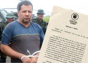 Alias 'Don Mario', a declarar en el caso Uribe