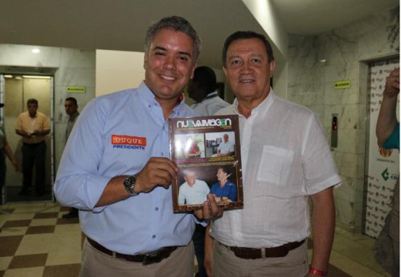 Se impuso el Duquismo: elegido Ernesto Macías presidente del Senado