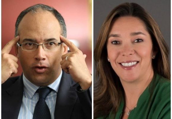 El exministro Juan Carlos Echeverry pone ministra: María Fernanda Suárez