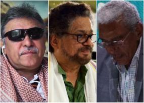Los tres grandes ausentes de las FARC en la primera audiencia ante la JEP