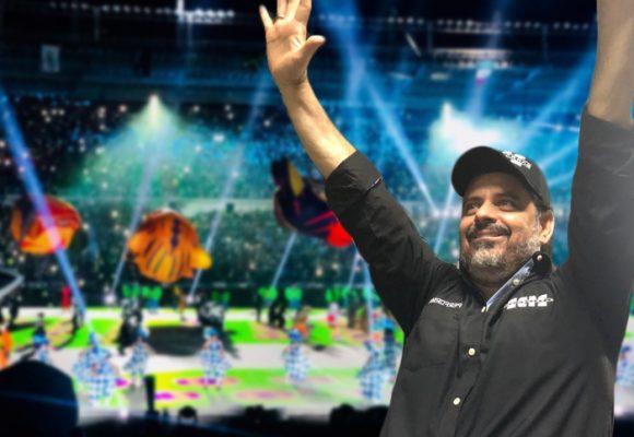 Los talentos detrás de la inauguración de los Centroamericanos de Barranquilla