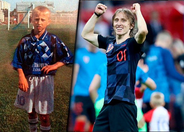 Luka Modric, la estrella del mundial que lleva a cuestas un gran dolor