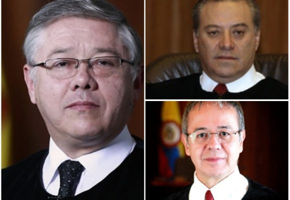 Fueron tres los magistrados que citaron a indagatoria a Uribe