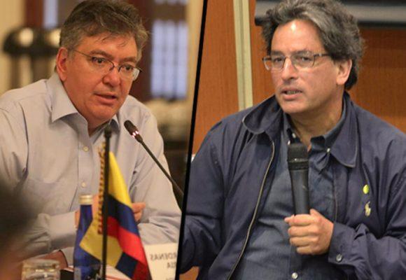 ¿ Por que terminó Carrasquilla aceptando el Ministerio de Hacienda?