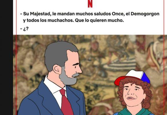 Hasta Netflix se burla de Iván Duque