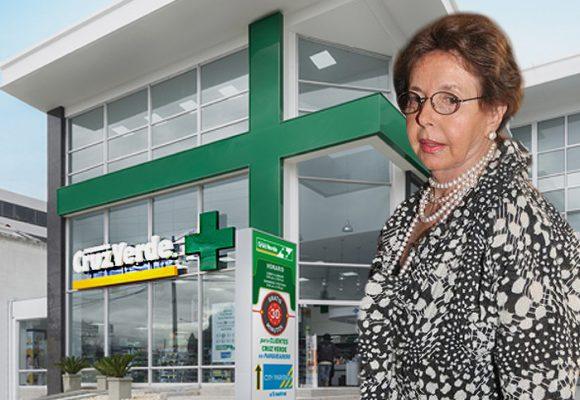 Una viuda millonaria mexicana controla las farmacias en Colombia
