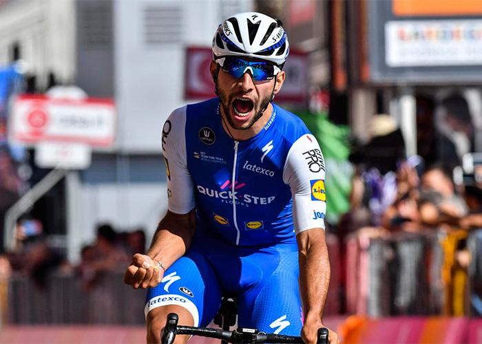 Gaviria, el más grande novato en la historia del Tour de Francia