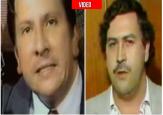 VIDEO: Cuando Pablo Escobar mandó a rectificar a Lara Bonilla, ministro que asesinó