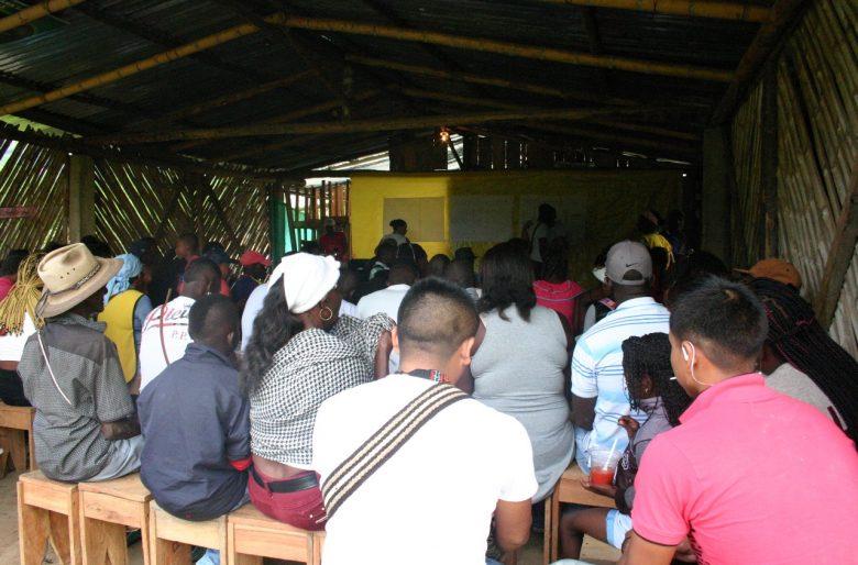 Negros, indígenas y campesinos de Suárez juntos por la paz