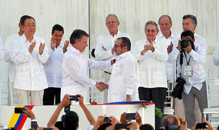 Nadie fue ajeno a lo que se acordó en La Habana